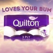 Quilton Loves ya Bum